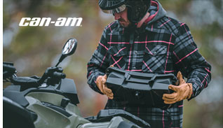 Can-Am Onlineshop 2020