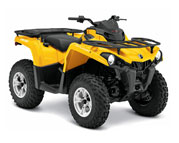 Can-Am Outlander  500 (15)
