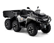 Can-Am Outlander 6x6 1000 (14-..)