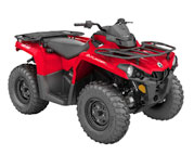 Can-Am Outlander  570 L (16-..)