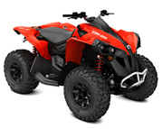Can-Am Renegade  650 (18-..)