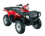Polaris Sportsman  400 (03-14)