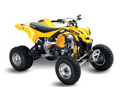 Can-Am DS 450 (08-15)