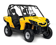Can-Am Commander  800 (11-..)