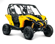 Can-Am Maverick 1000 (13-..)