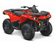 Can-Am Outlander  500 (13-14)