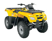 Can-Am Outlander  650 (07-08)