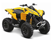 Can-Am Renegade  500 (12-15)