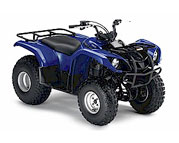 YAMAHA YFM Grizzly 125 (05-14)
