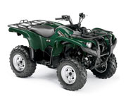 YAMAHA YFM Grizzly 550 (09-15)