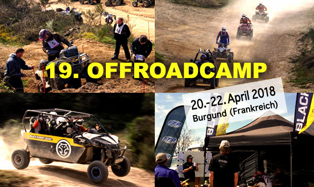 Offroad Camp 2018