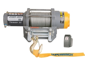 Can-Am | Terra 45 Winch by Superwinch