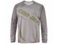 Can-Am | Team Jersey grau