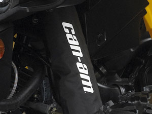 Can-Am | Shock Cover Front
