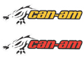 Can-Am Sticker