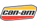 Can-Am Logo-Sticker classic / klein