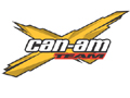 Can-Am Logo-Sticker X