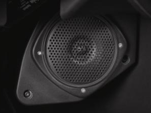 Can-Am Commander Audiosystem - Boxen
