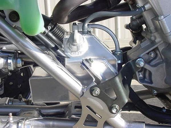 Yamaha Banshee Clutch Install