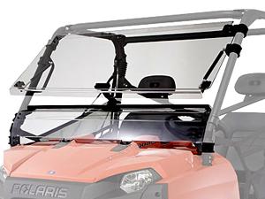 polaris ranger windschutzscheibe polaris ranger rzr. Black Bedroom Furniture Sets. Home Design Ideas