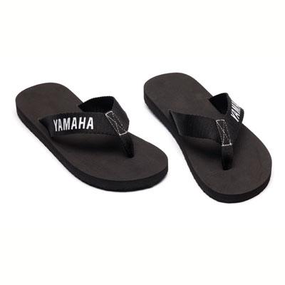 yamaha flip flops schwarz 43 44 schwarz quad atv mx sxs. Black Bedroom Furniture Sets. Home Design Ideas